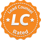 Lead Counsel Rating Seal